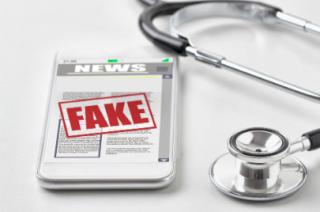 Ajude a combater as fake news!