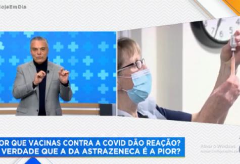 Pandemia: saiba mais sobre a vacinação e a variante Delta