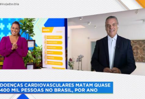 Doenças cardiovasculares: tema do Você e o Doutor!