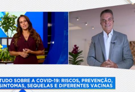 Covid-19: riscos, prevenção, sintomas, sequelas e vacinas